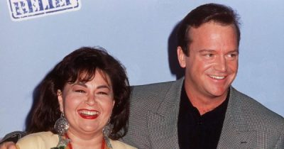 Roseanne and Tom