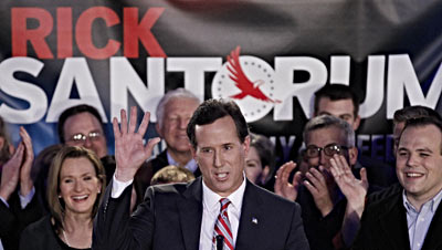 Rick Santorum astrology