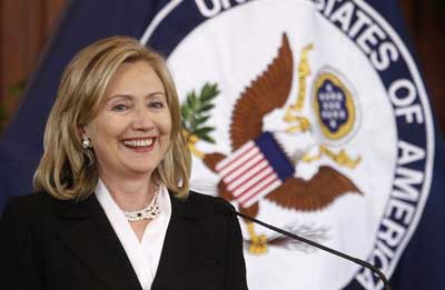 Secretary of State Clinton