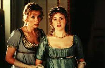 Cinema portrayal of Austen's Dashwood sisters