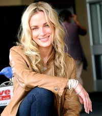Reeva Steenkamp, model and law student