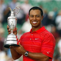 Tiger Woods, Lust in Capricorn on 4th-5th house cusp
