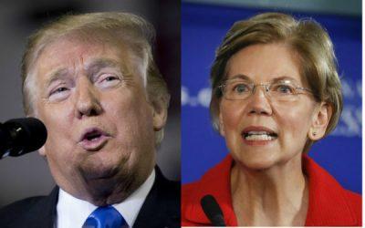 Trump and Warren
