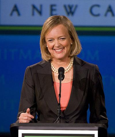 Candidate Whitman