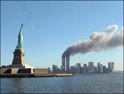 Statue of Liberty, 9/11