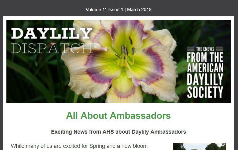 American Daylily Society Image