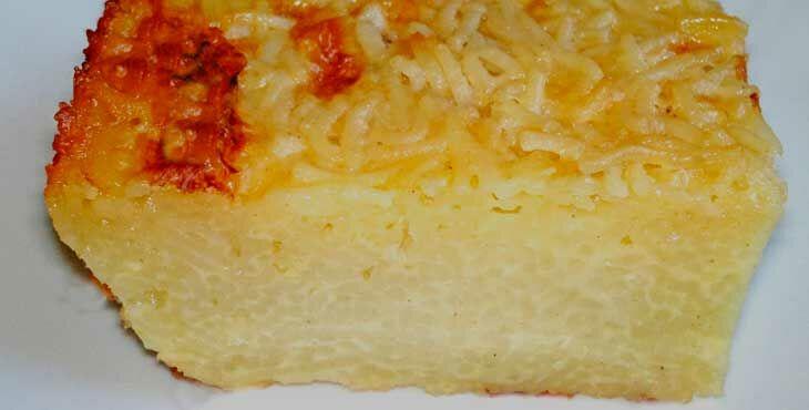 কিন্ডারগার্টেন হিসাবে Macaroni থেকে Casserole রেসিপি