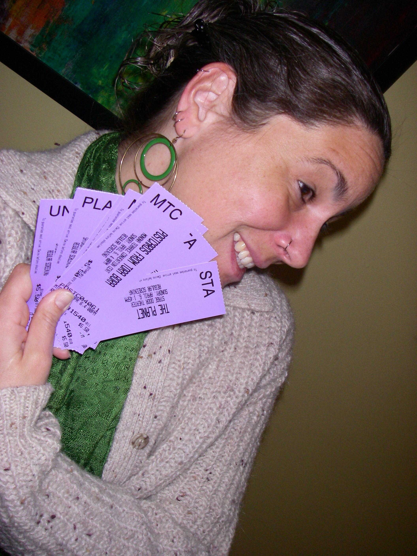 film fest tickets