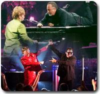 Billy Joel/Elton John