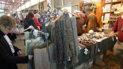Look! You can buy wool!