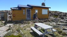 For Sale - Tassie's highest hut?
