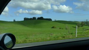 Rolling hills of Gippsland