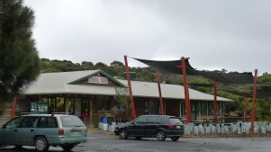 General Store and cafe