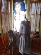 Jane's costume in children's room