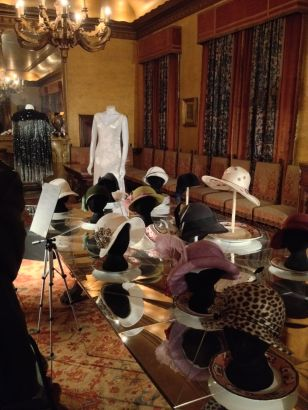 Some of Phryne's hats