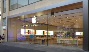 Adelaide's Apple Store