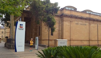 Adelaide's Art Gallery