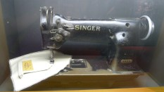 RMW Museum - Singer sewing machine, because proper clothes are important, too