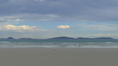 Great Glennie Island from Oberon Beach