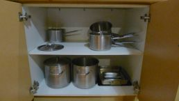Pots, pans & baking trays