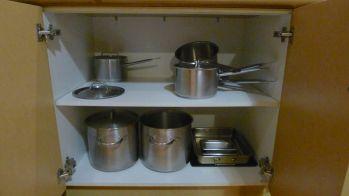 Pots, pans & baking trays