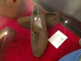 Jean - Brown 'Flexible' style shoes