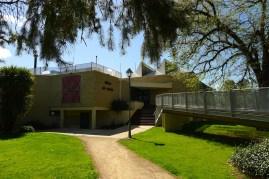 Entrance to the Art Gallery at Benalla