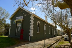 Quite a striking and lovely building - Benalla Costume & Pioneer Museum
