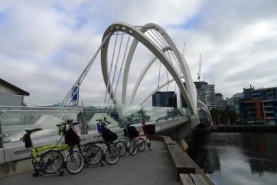 Thoughtful, elegant, practical, stylish... and the bridge is ok too!