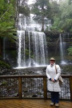 Russell Falls, Mt Field National Park