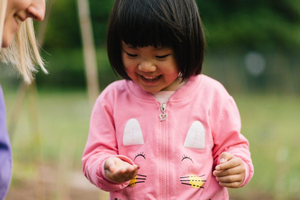 Curiosity in action - Birmingham Day Nurseries
