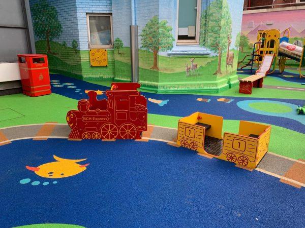 The Oaks Day Nursery fundraising for Birmingham Children's Hospital