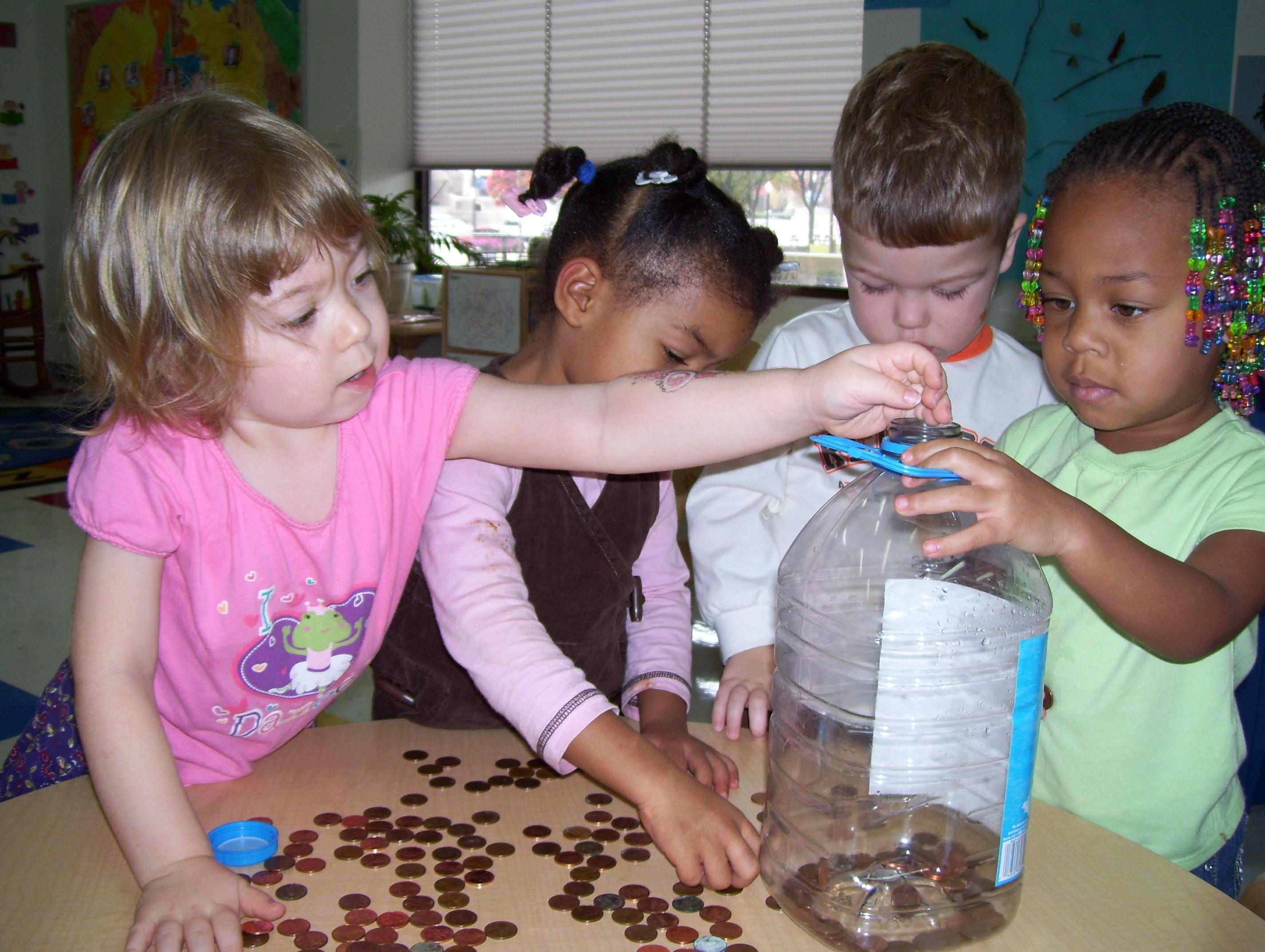 Benny S Pennies Help Teach Day Nursery Students To Live