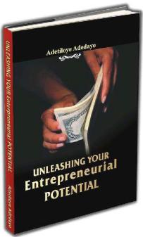 Unleash your entreprenuership potentials