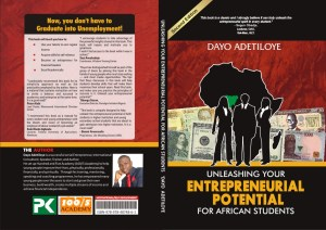 BOOK REVIEW: UNLEASHING YOUR ENTREPRENEURIAL POTENTIAL FOR AFRICA STUDENT