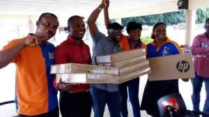 Helping Hands International in Nigeria. 7
