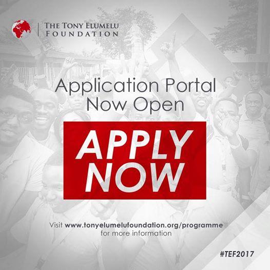 2017 Tony Elumelu Entrepreneurship Programme (TEEP) Questions and Answers