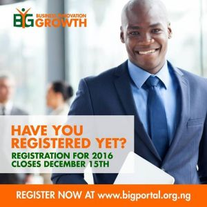 Apply for GEMProject Grant on Bigportal.org.ng Closes on 15th December 2016