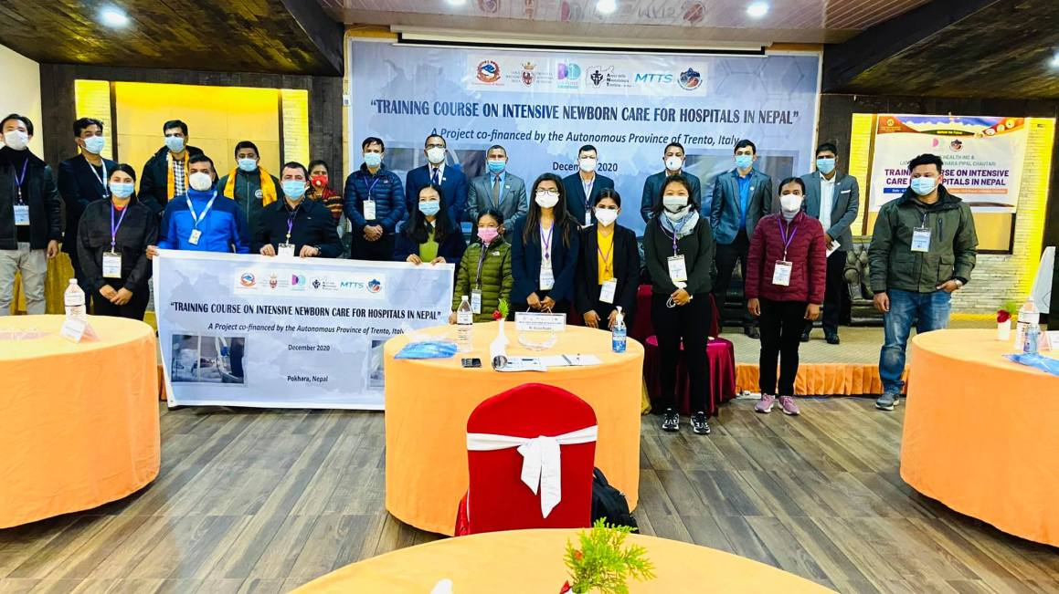 Testimonials of two nurses from Nepal