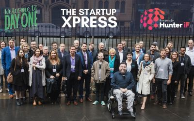 The Startup Xpress – brought to you by Hunter iF & The Business Centre