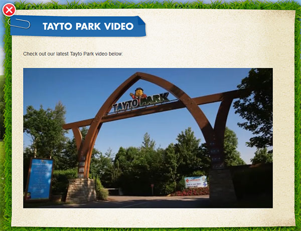 tayto park attractions