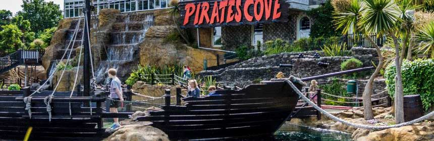 pirates cove family attraction wexford