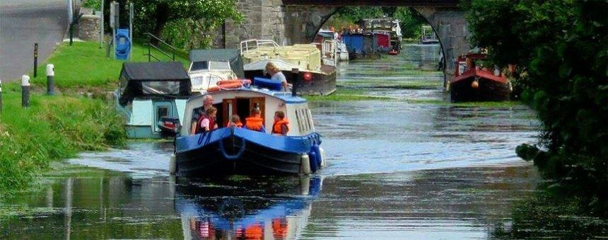 barge trip sallins