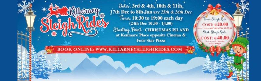 killarney sleigh rides