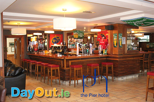 the pier hotel limerick sports bar