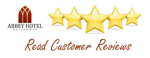 abbey hotel customer reviews