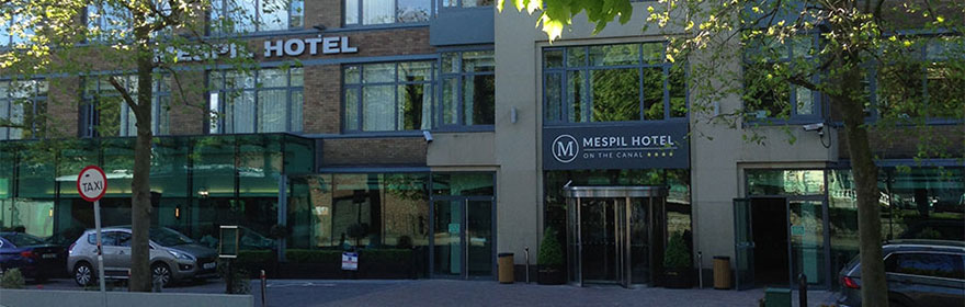 Mespil Hotel Dublin - DayOut recommends this Dublin Hotel