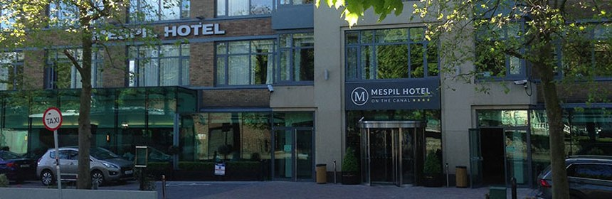 dayout mespil hotel exterior