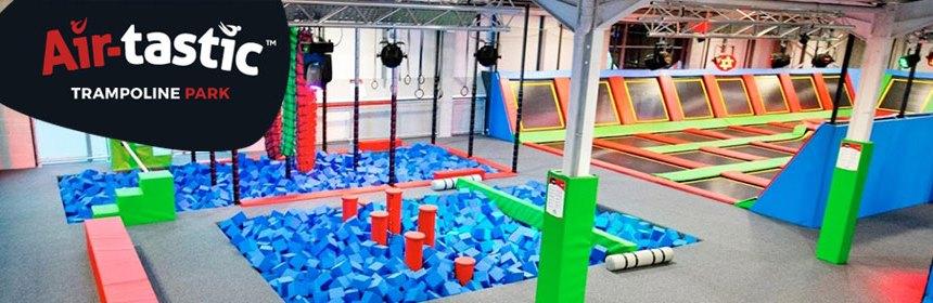 air-tastic trampoline park bangor