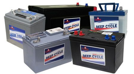 best deep cycle car battery